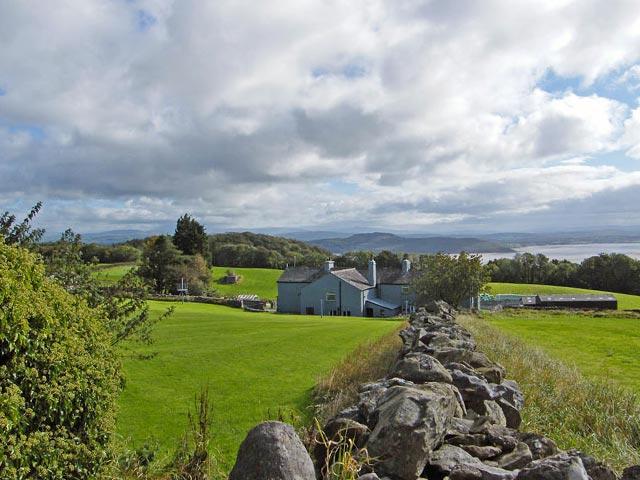 Spring Bank Farm with panoramic views